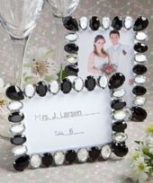 Bling Collection Picture Frame Place Card Holder